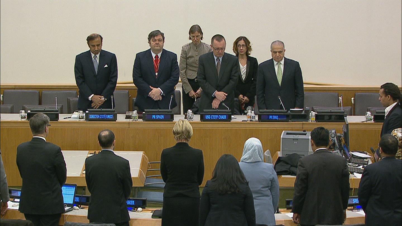 UN / FELTMAN TERRORISM