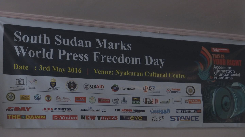 UN / PRESS FREEDOM WRAP