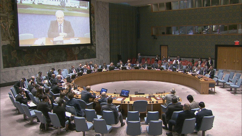 UN / SYRIA HUMANITARIAN UPDATE