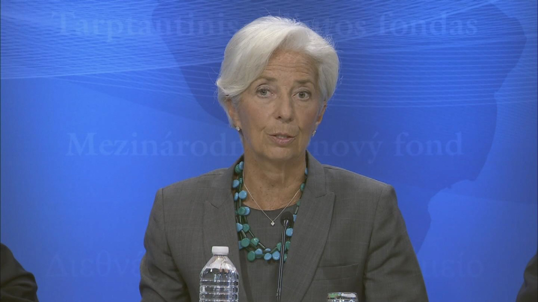IMF / US ECONOMIC OUTLOOK