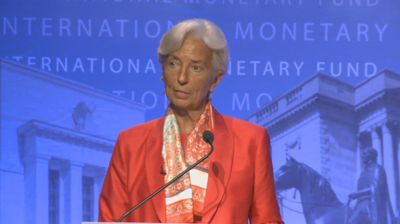 IMF / LAGARDE BREXIT