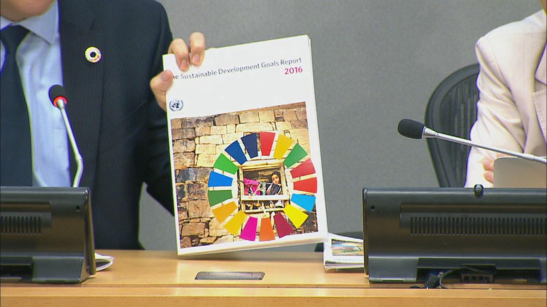 UN / SDGS 2016 REPORT