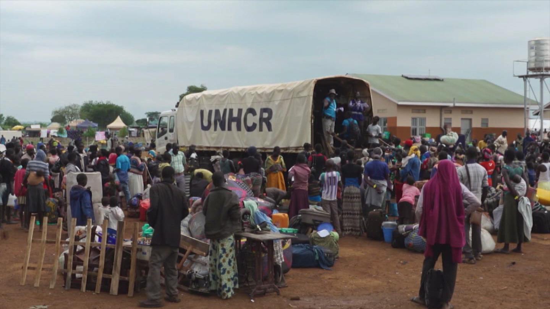 UGANDA / SOUTH SUDANESE REFUGEES