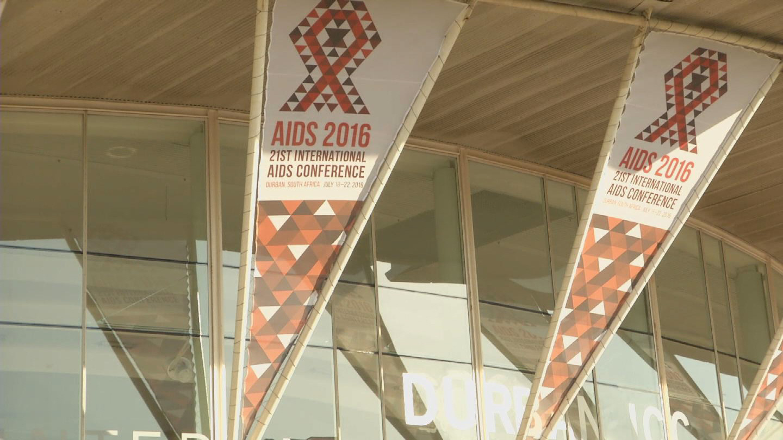 DURBAN / UNAIDS CONFERENCE