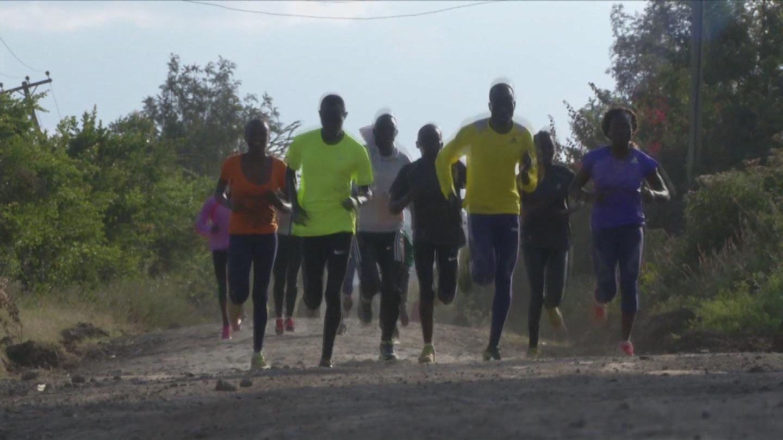KENYA / REFUGEE OLYMPIC TEAM