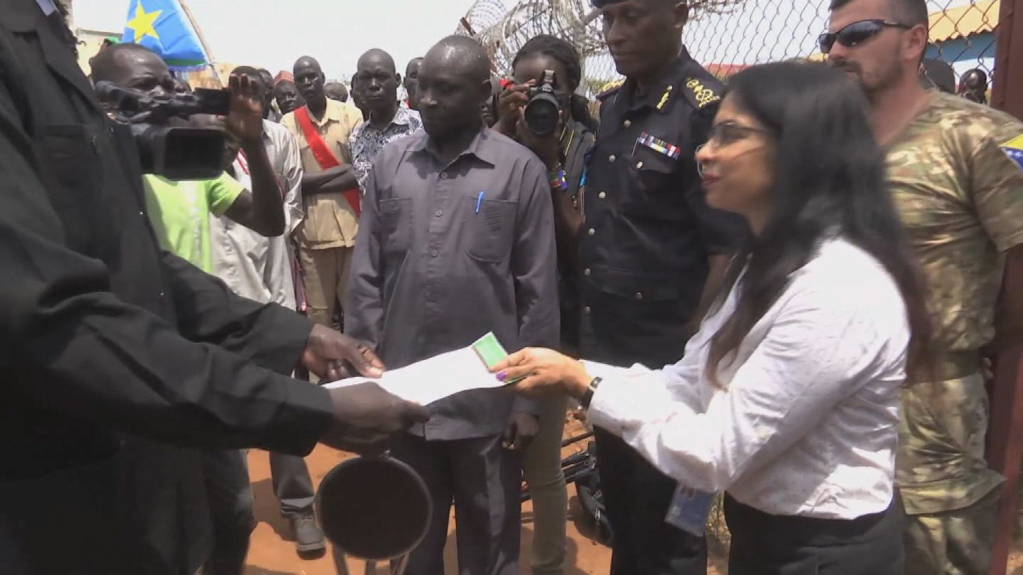 SOUTH SUDAN / PROTEST PETITION