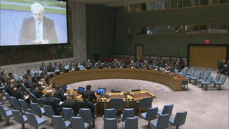 UN / ALEPPO O'BRIEN WRAP