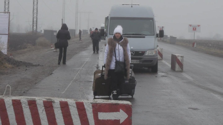 UKRAINE / DISPLACED WINTER