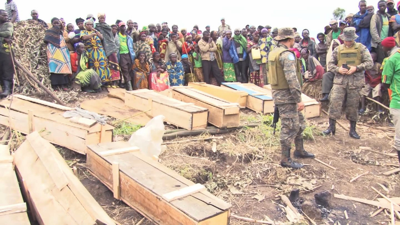 DRC / NORTH KIVU MASSACRES