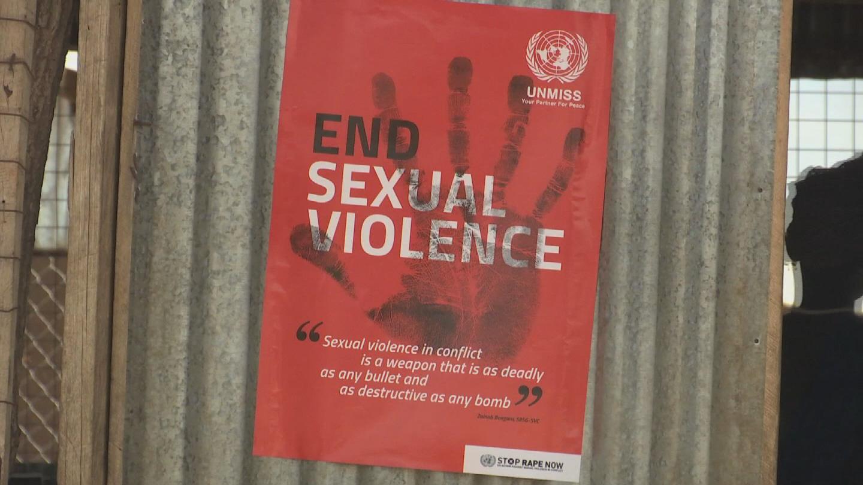 SOUTH SUDAN / END SEXUAL VIOLENCE WORKSHOP