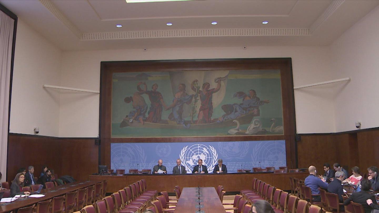 GENEVA / SYRIA HUMANITARIAN UPDATE