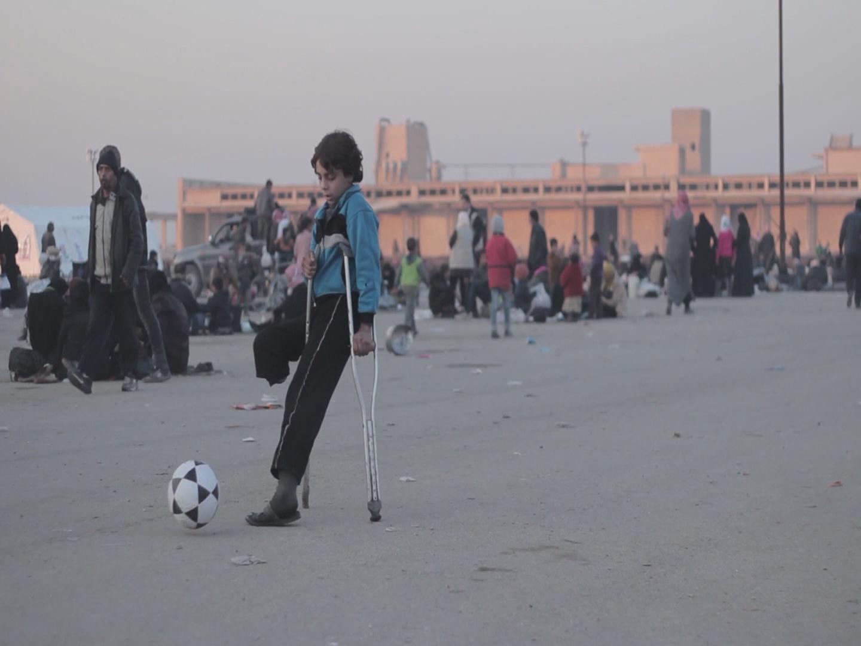 SYRIA / BESIEGED FAMILIES