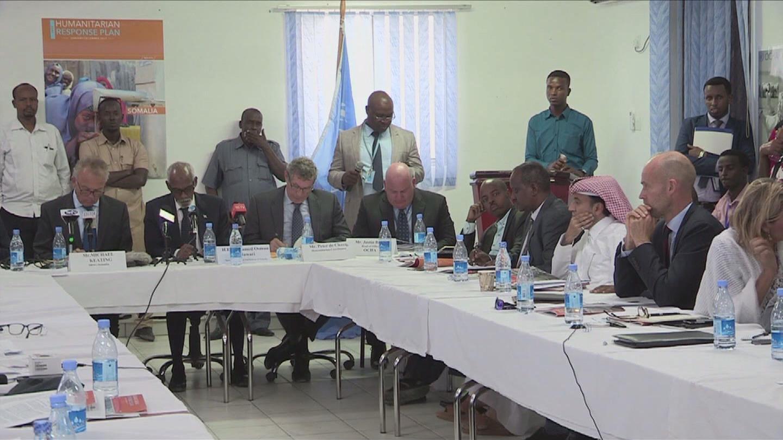 SOMALIA / HUMANITARIAN RESPONSE