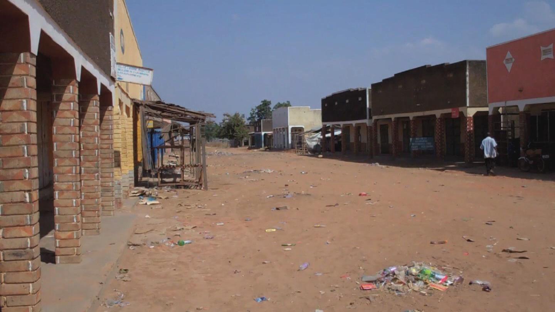SOUTH SUDAN / KAJO KEJI GHOST TOWN