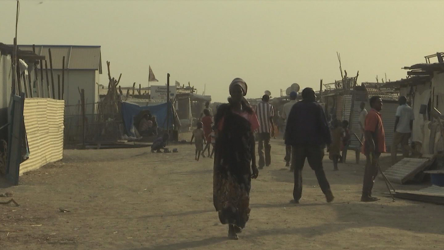 SOUTH SUDAN / UPPER NILE DISPLACED