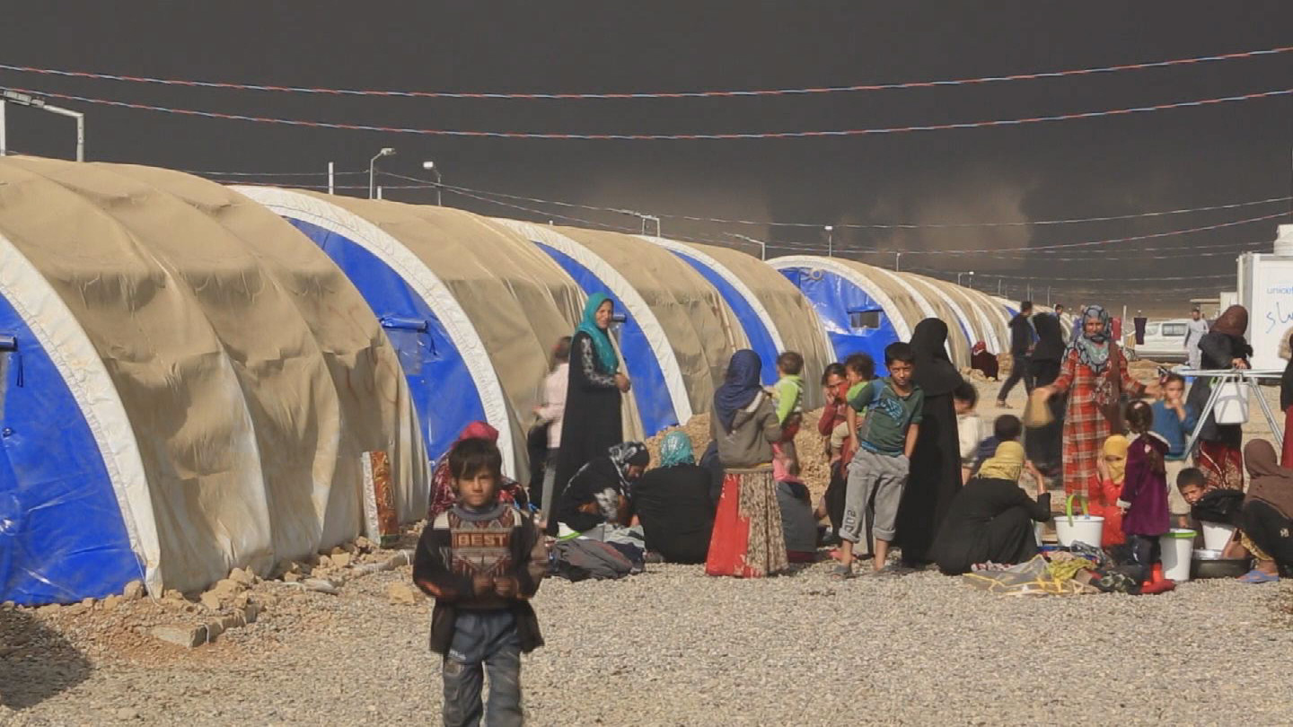 IOM / IRAQ DISPLACED