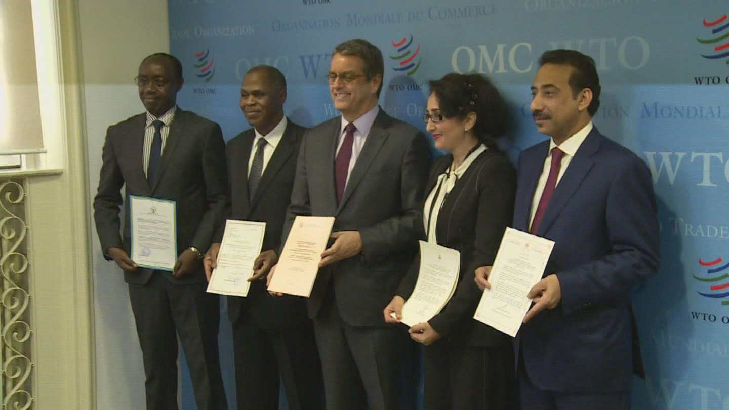 WTO / TRADE FACILITATION AGREEMENT