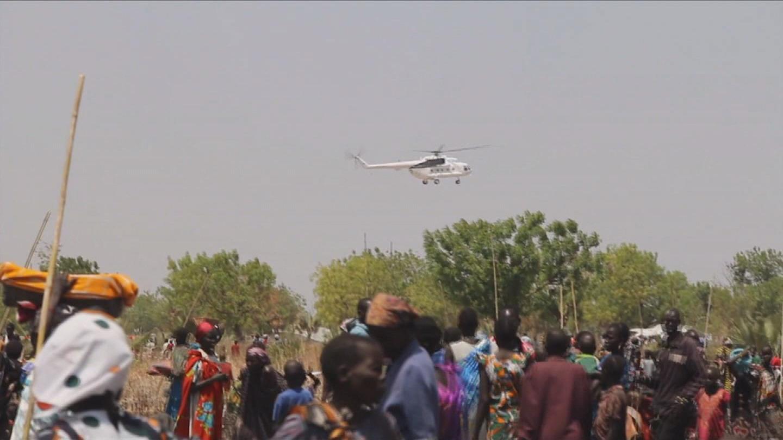 SOUTH SUDAN / WFP FAMINE RESPONSE