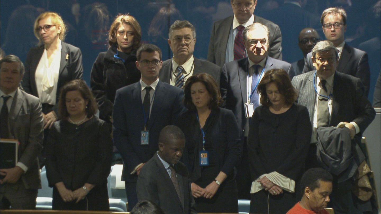 UN / CHURKIN TRIBUTE