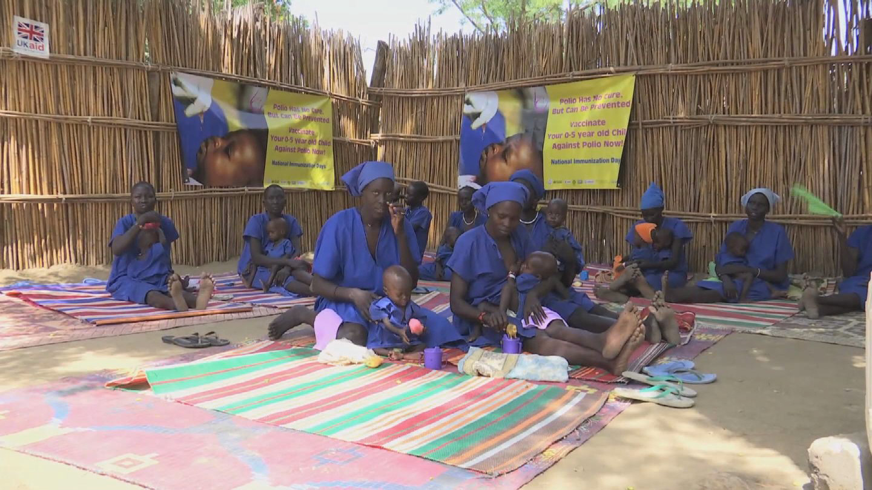 SOUTH SUDAN / MOUSSA MAHAMAT VISIT