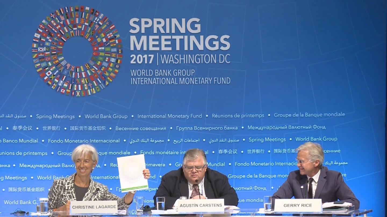 IMF / IMF COMMITTEE PRESSER