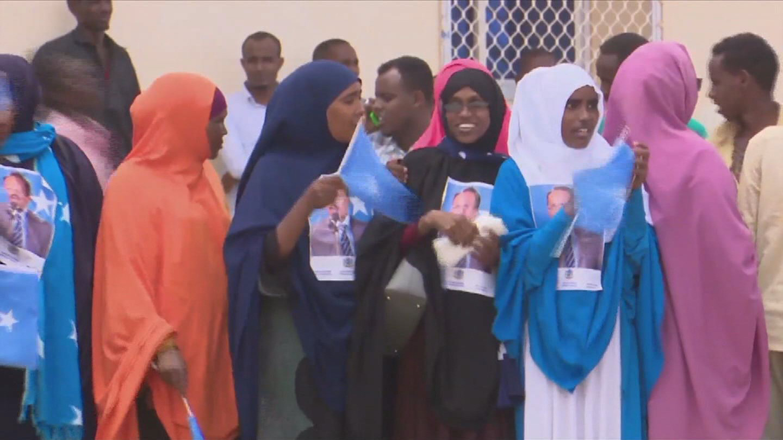 SOMALIA / BAIDOA DROUGHT FARMAAJO