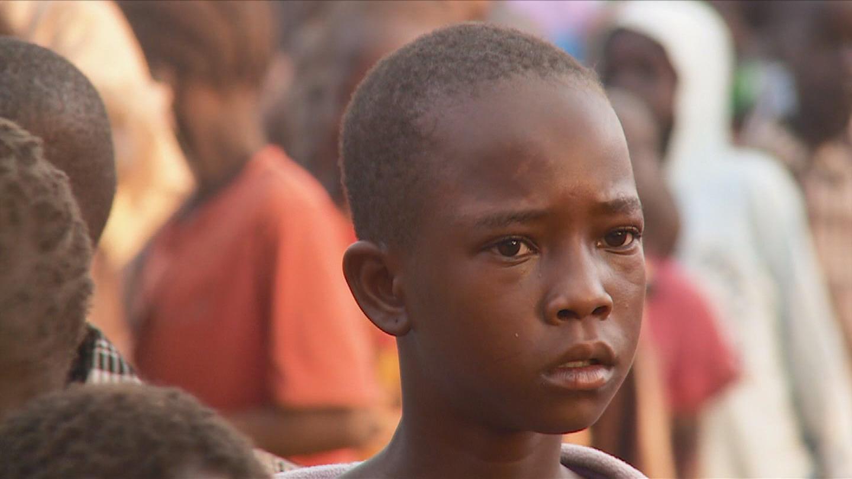 SOUTH SUDAN  MILLION REFUGEE CHILDREN