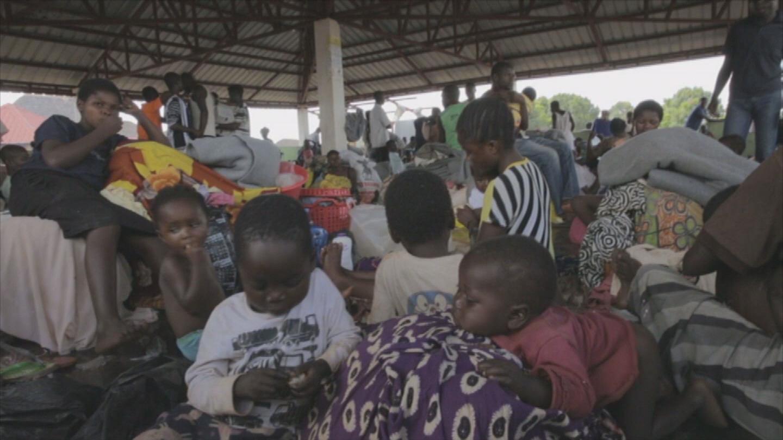 ANGOLA / DRC REFUGEES