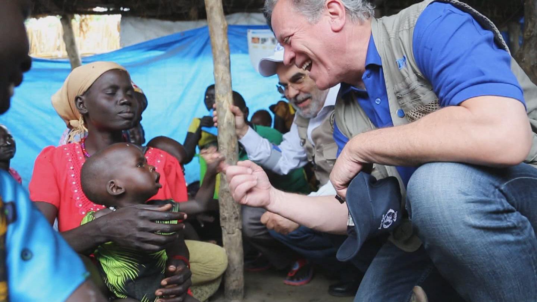 SOUTH SUDAN / FAMINE FOOD AID