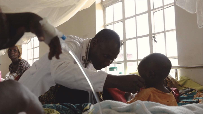 UGANDA / REFUGEE NURSE