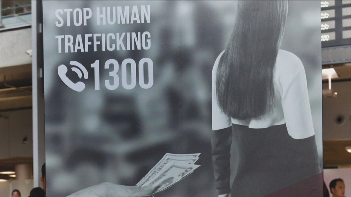 OHCHR  HRC TRAFFICKING