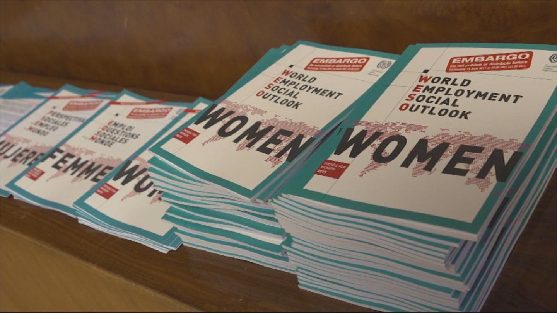 ILO  WESO WOMEN REPORT