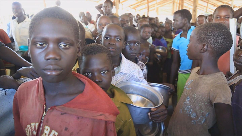 UGANDA / REFUGEES FOOD AID