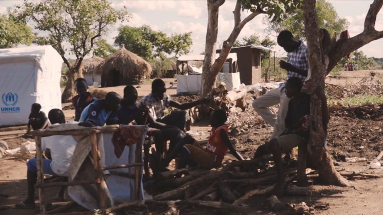 UGANDA / UNACCOMPANIED CHILD REFUGEES