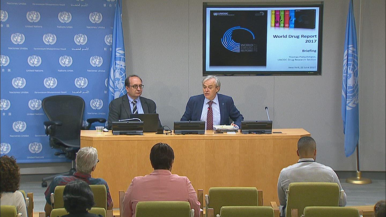 UN / WORLD DRUG REPORT