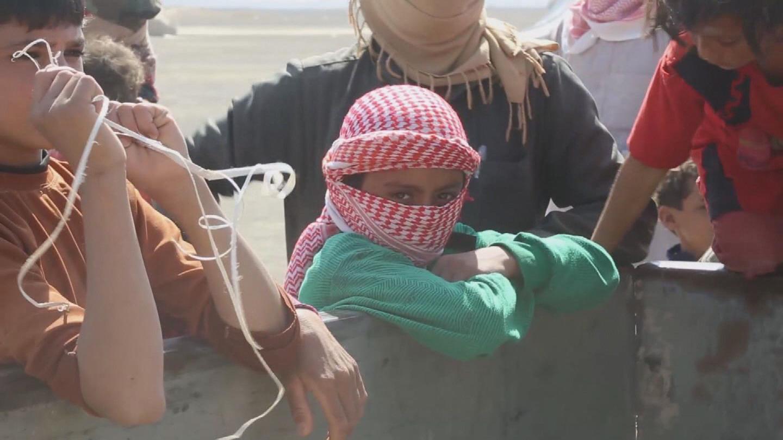 SYRIA / KARAMA CAMP