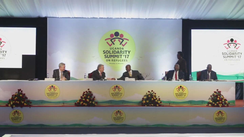 UGANDA / SG SOLIDARITY SUMMIT
