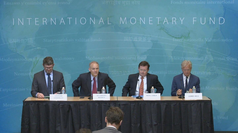 IMF / US ECONOMY
