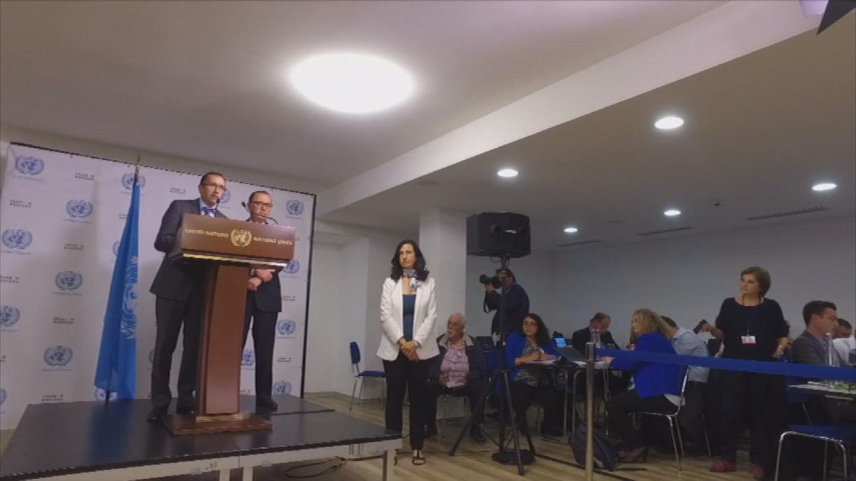 GENEVA  CYPRUS TALKS PRESSER