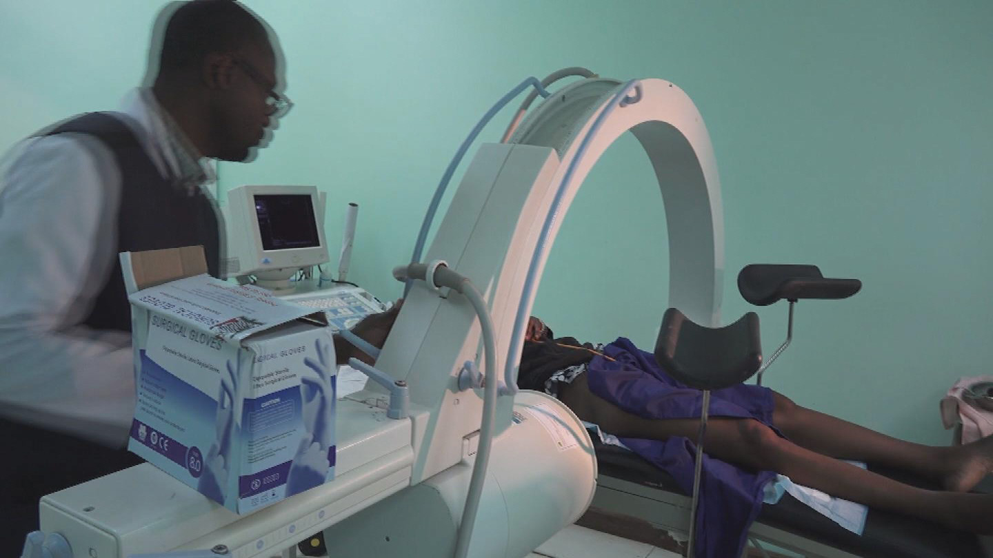 ZAMBIA / CANCER TREATMENT