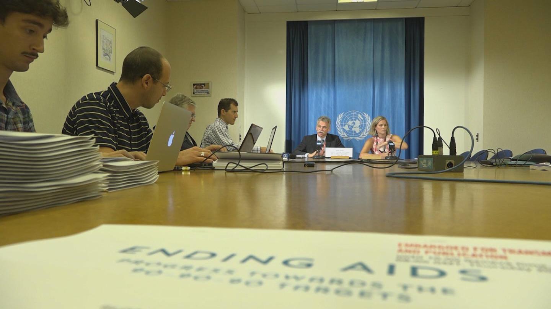 GENEVA / UNAIDS REPORT