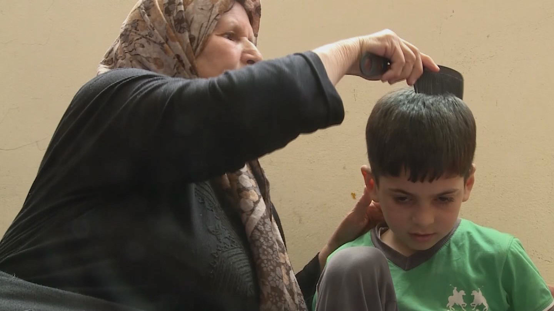 SYRIA / HOMS ORPHAN BOY