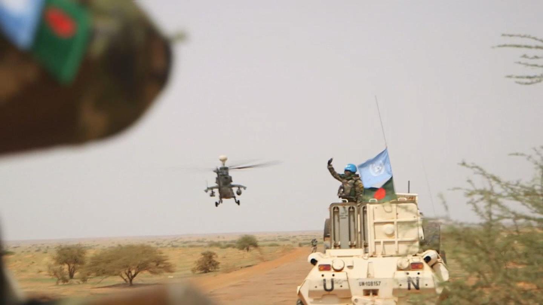UN / MALI HELICOPTER CRASH