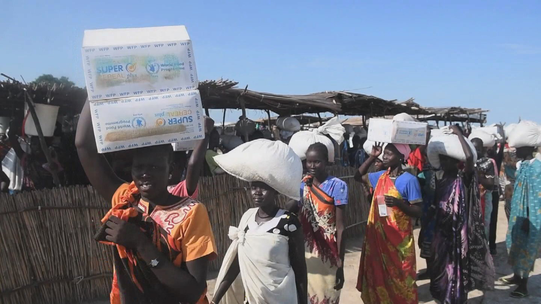 SOUTH SUDAN / WORLD HUMANITARIAN DAY ADVANCER