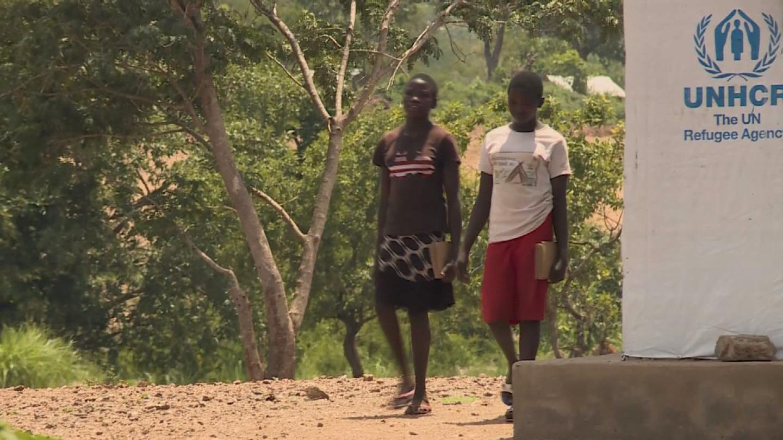 UGANDA / SOUTH SUDAN REFUGEES