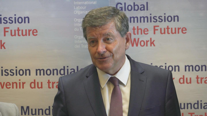ILO / GLOBAL COMMISSION