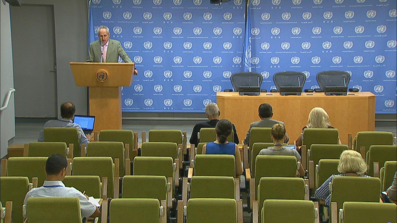 UN / IRAQ DISPLACED