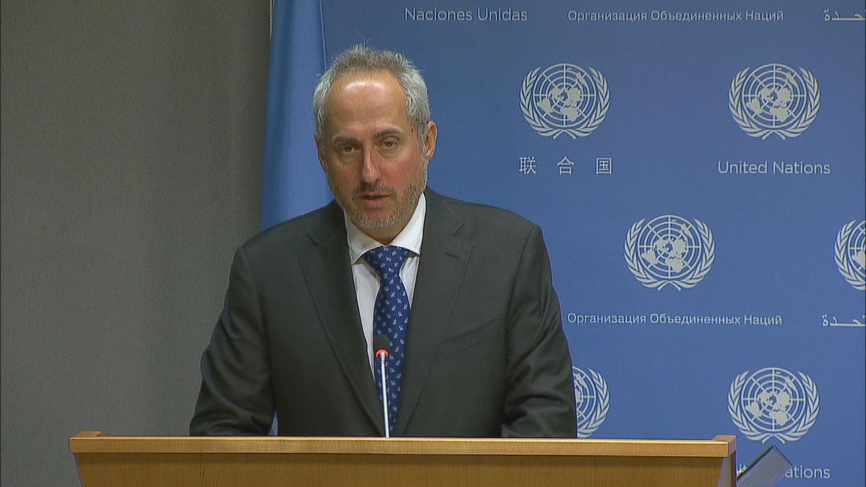 UN / SYRIA UPDATE
