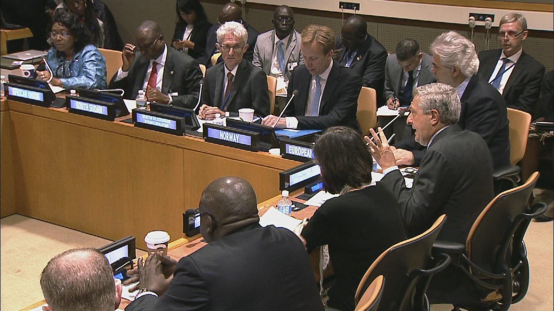 UN / SOUTH SUDAN HUMANITARIAN CRISIS