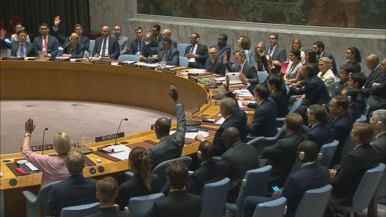 UN / ISIL IRAQ